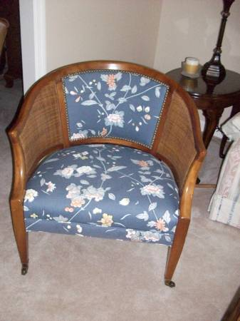 Cane Back Chair     $50     View on Craigslist