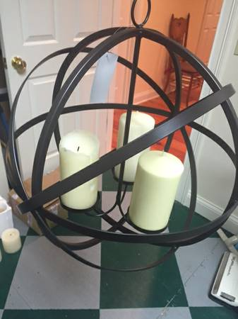 Pair of Patio Candle Fixtures     $50     View on Craigslist