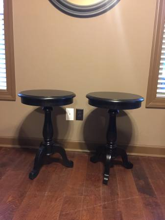 Pair of Side Tables     $60     View on Craigslist