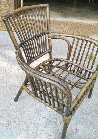 Bamboo/Rattan Chair     $65     View on Craigslist