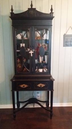 Black Hutch     $300     View on Craigslist