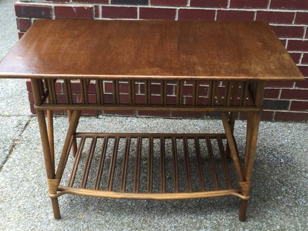 Pottery Barn Side Table $125 View on Craigslist