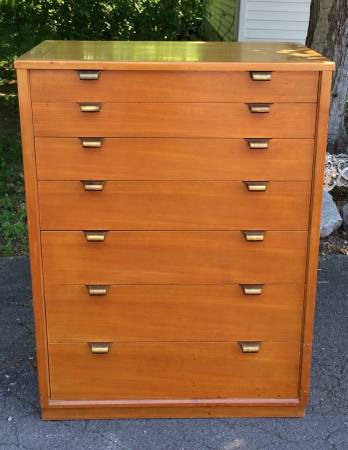 Mid-Century Dresser $199 View on Craigslist