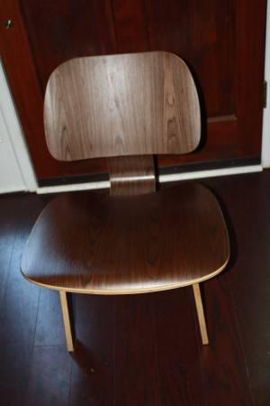 Lexmod Plywood Chair $50 View on Craigslist