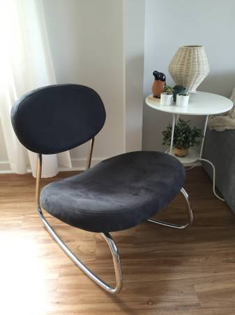 Modern Rocking Chair $75 View on Craigslist