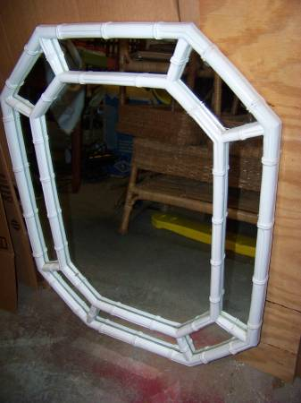 Bamboo Mirror     $15     View on Craigslist