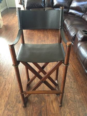 Pottery Barn Director's Chair $125 View on Craigslist