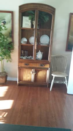 China/Display Cabinet     $200     View on Craigslist