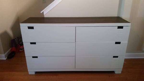 Modern Dresser     $200     View on Craigslist