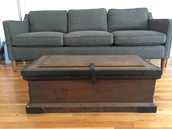 Antique Chest     $200     View on Craigslist