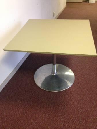 Mid-Century Kitchen Table $40 View on Craigslist