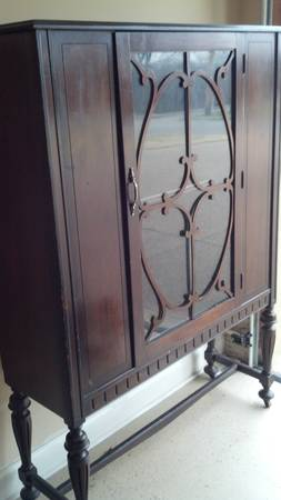 Antique China Cabinet     $175     View on Craigslist