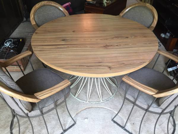 Table and Chairs     $200     View on Craigslist