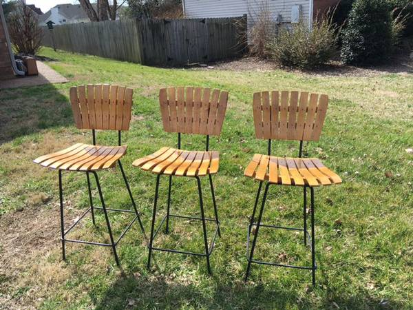 Set of Vintage Bar Stools     $50     View on Craigslist