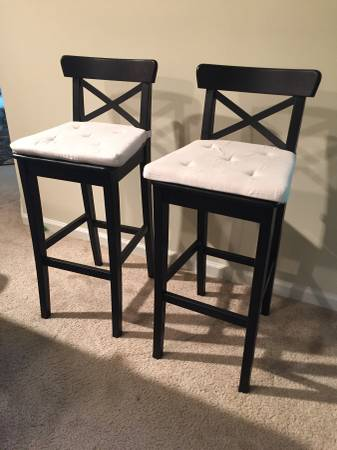 Pair of Ikea Barstools     $75     View on Craigslist