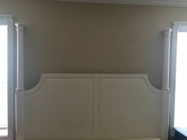 Pottery Barn King Headboard     $100     View on Craigslist
