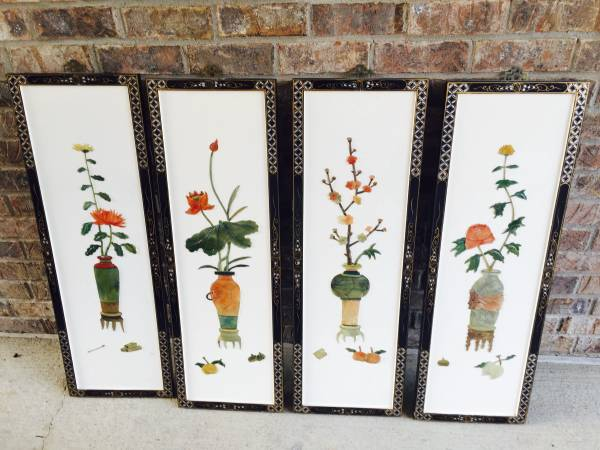 Vintage Asian Art     $160     View on Craigslist