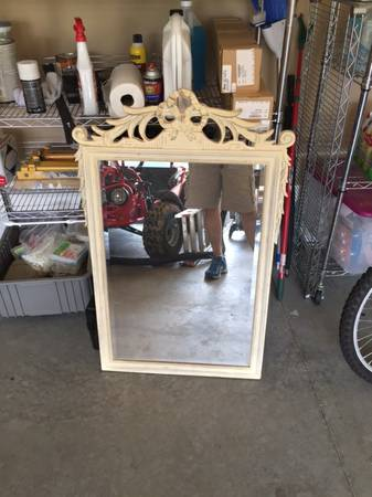 Mirror     $45     View on Craigslist