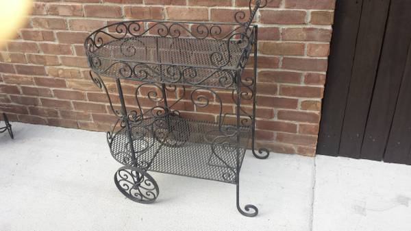 Patio Cart $95 View on Craigslist