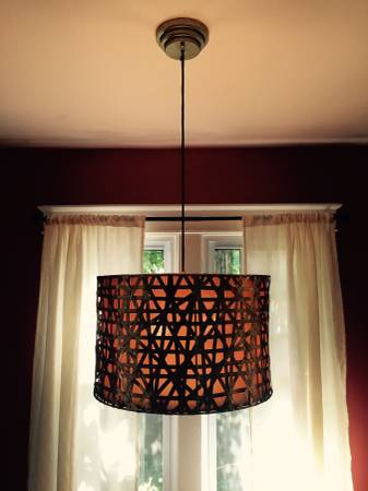 Pendant Light     $30     View on Craigslist