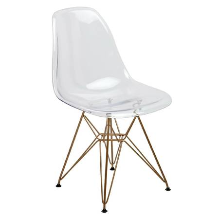 American Atelier Clear Chair     $65   This retails for $132.99 on Overstock.    View on Craigslist