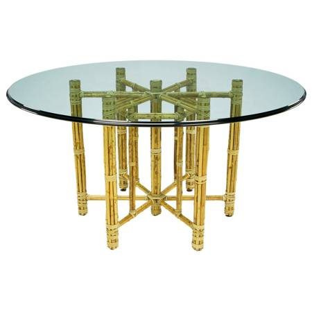 Vintage McGuire Reeded Bamboo Table     $950   This is a stunning piece and at $950 it is a good deal. This same table is selling for $5,750 on  1stdibs .     View on Craigslist