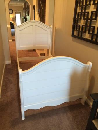 Twin Bed $125 View on Craigslist