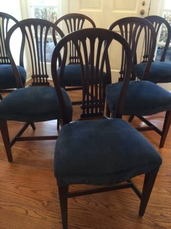 Set of Antique Chairs $100 View on Craigslist