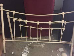 Queen Metal Bed     $70     View on Craigslist