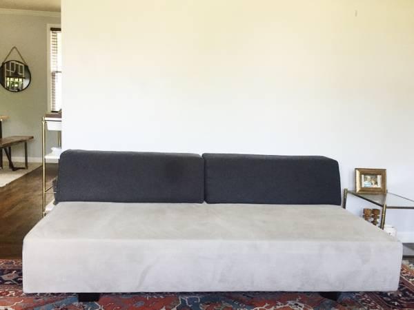 West Elm Tillary Sofa     $550     View on Craigslist