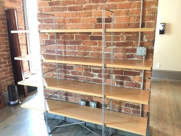Modern Bookshelf     $60     View on Craigslist