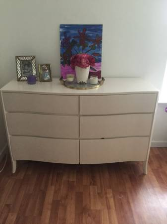 West Elm Dresser $300 View on Craigslist
