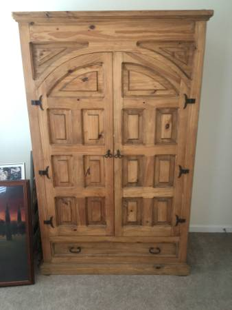 Armoire     $100     View on Craigslist
