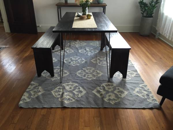 West Elm Rug     $50     View on Craigslist