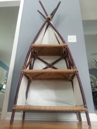 TeePee Shelf $40 View on Craigslist