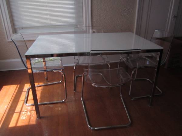 Ikea Table and Chairs     $150     View on Craigslist