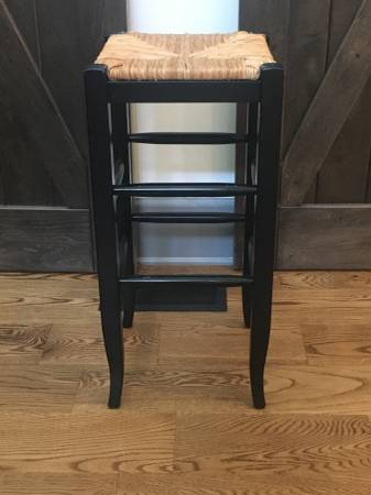 Set of 3 Pottery Barn Stools     $350     View on Craigslist