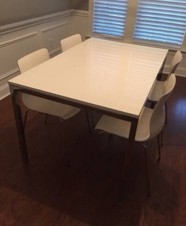 Table and Chairs $160 View on Craigslist