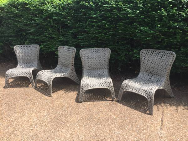 Set of Outdoor Loungers     $125     View on Craigslist