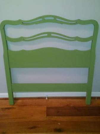 Twin Headboard $15 View on Craigslist