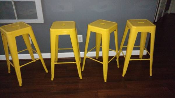 Set of Four Stools $150 These stools are originally from Target and retail for $90 each. View on Craigslist