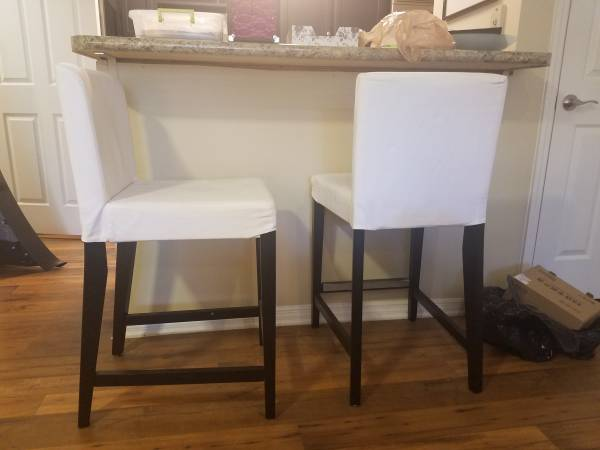 Pair of Ikea Stools     $60     View on Craigslist