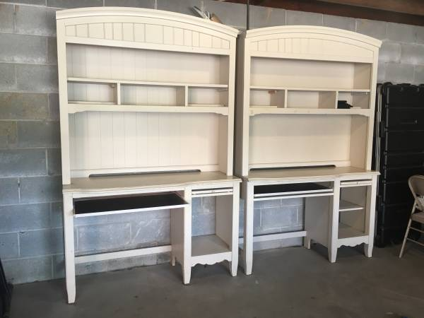 Pair of Desks/Bookshelves     $75     View on Craigslist