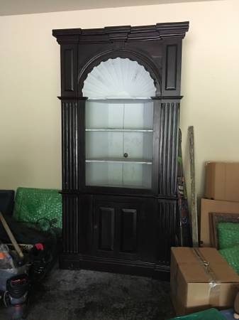 Corner Cabinet $350 View on Craigslist
