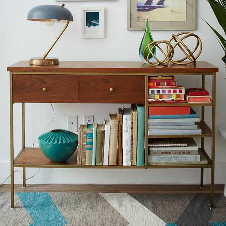 West Elm Console $400 View on Craigslist