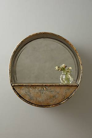 Anthropologie Shelf/Mirror     $125     View on Craigslist