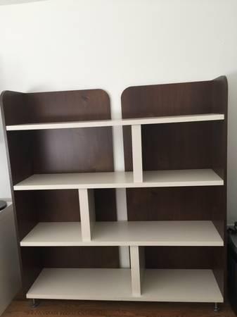 Modern Bookshelf $75 View on Craigslist