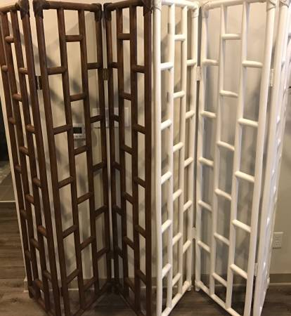 Bamboo Room Divider     $25 each     View on Craigslist