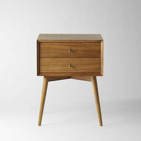 Pair of West Elm Bedside Tables     $230     View on Craigslist