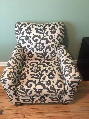 Pair of Upholstered Chairs $400 View on Craigslist